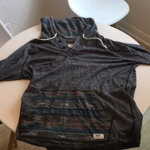 Vans Sweaters - Vans tribal sweater